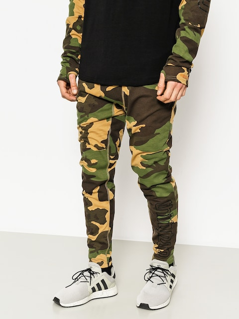 Spodné prádlo ThirtyTwo Ridelite Base Layer Pant (camo)