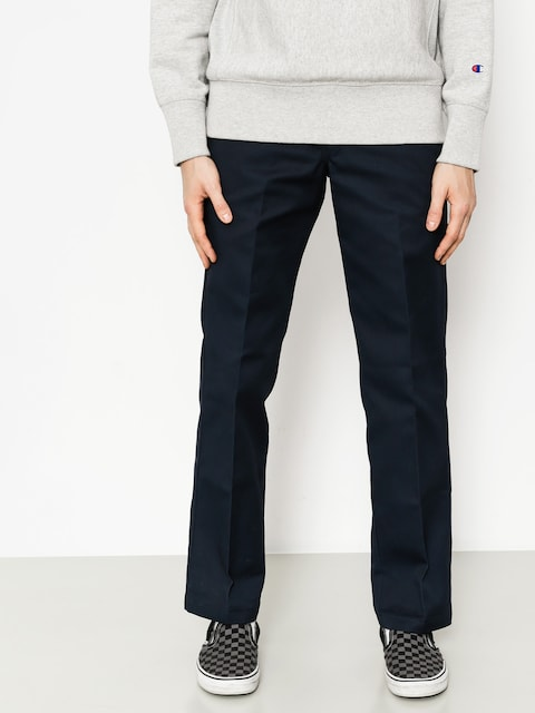 Nohavice Dickies WP873 Slim Straight Work Pant (dark navy)