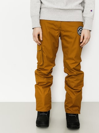 Snowboardovu00e9 nohavice Westbeach Devotion Pant Wmn (brown sugar)