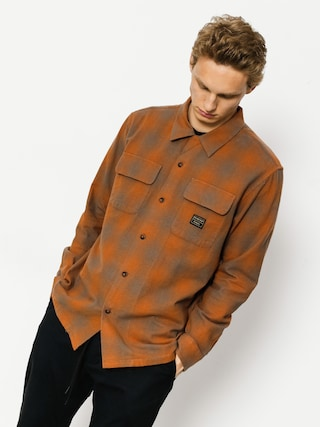 Košeľa Emerica Pendleton Ls (copper)