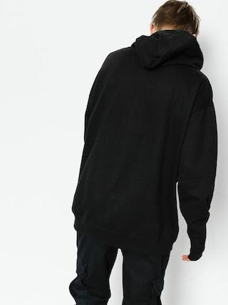 Mikina s kapucí Dragon Icon Pullover Hood Staple Line (black)