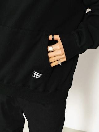 Mikina s kapucňou Grizzly Griptape Riveted HD (black)