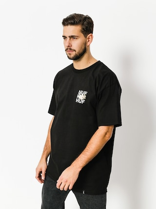 Tričko HUF Disaster Dove (black)