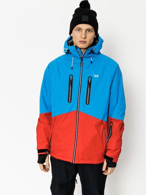 Snowboardová bunda Rehall Rage (flame red)