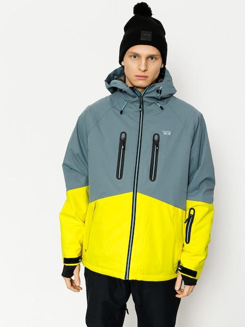 Snowboardová bunda Rehall Rage (storm grey)