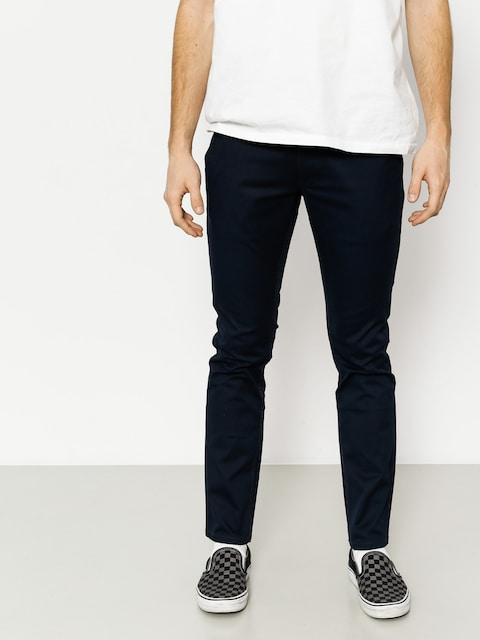 Nohavice Brixton Reserve Chino (midnight navy)