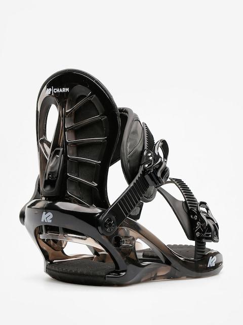 Snowboardové viazanie K2 Charm Wmn (black)