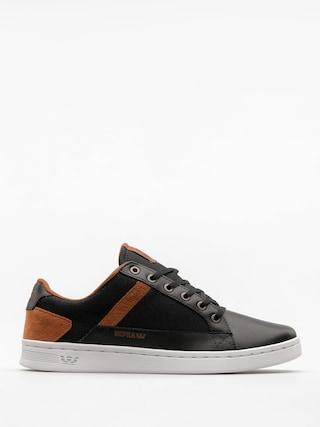 Topánky Supra Westlake (black/brown/white)