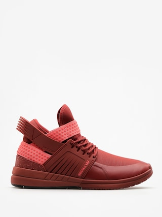 Topánky Supra Skytop V (brick red/brick red)