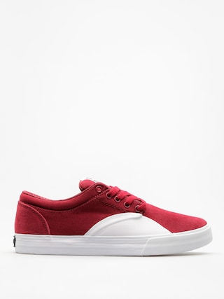 Topu00e1nky Supra Chino (dark ruby white)