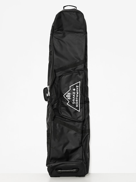 Obal Drake Padded With Wheels (black)