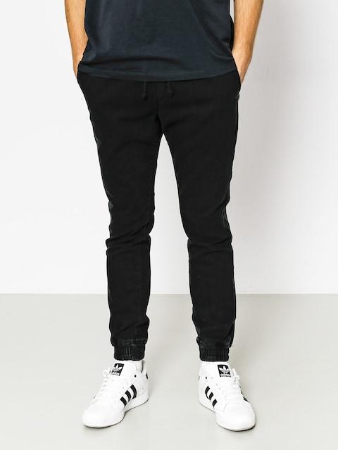 Nohavice Diamante Wear Rm Jogger Jeans (black)