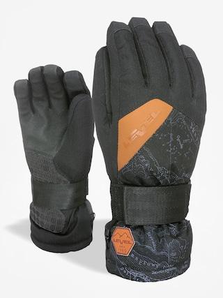 Rukavice Level Rocky Jr (ninja black)