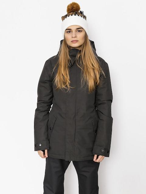 Snowboardová bunda Airblaster Posh Parka Wmn (black)