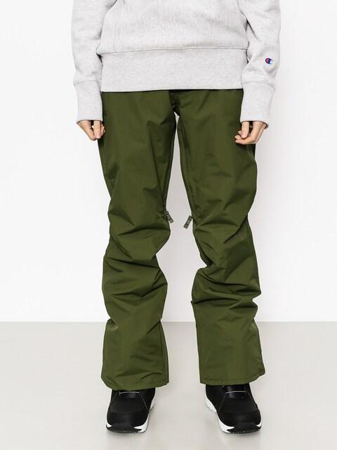 Snowboardové nohavice Burton Society Wmn (rifle green)