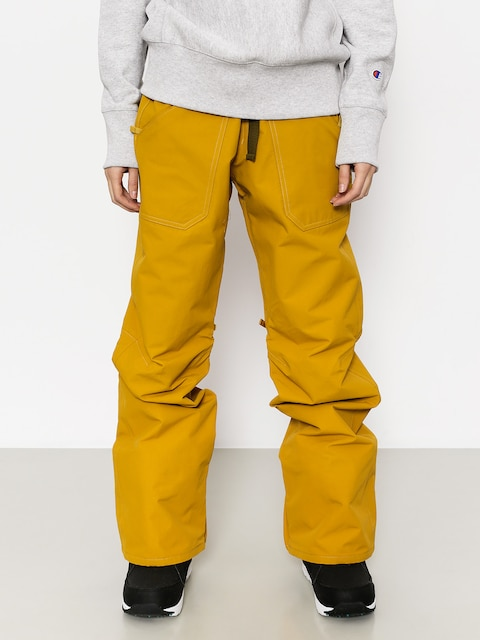 Snowboardové nohavice Burton Veazie Wmn (harvest gold)