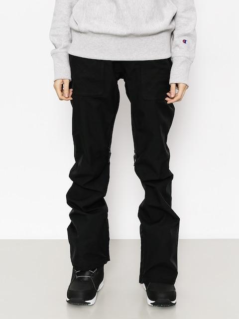 Snowboardové nohavice Burton Vida Wmn (true black)