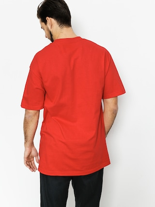Tričko LRG Skull Kracker (red)
