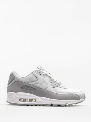 Topánky Nike Air Max 90 Essential (wolf grey/pure platinum white)