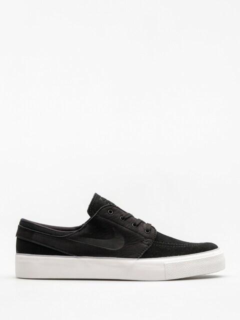 Topánky Nike SB Zoom Stefan Janoski Ht (black/black wolf grey light bone)