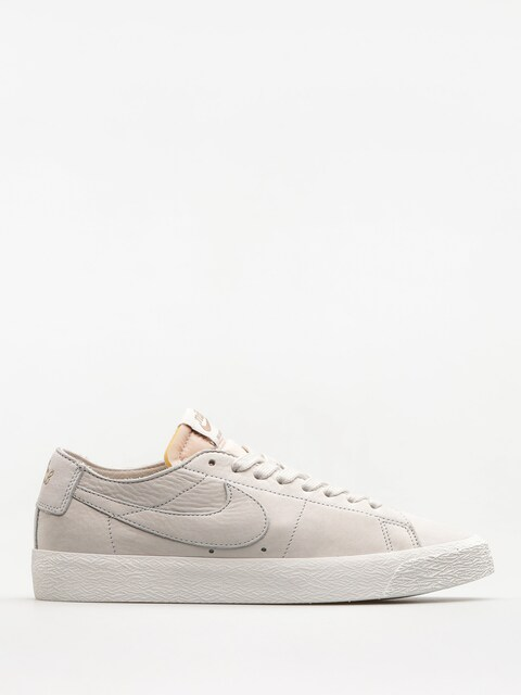 Topánky Nike SB Zoom Blazer Low Deconstruct (light bone/light bone khaki)