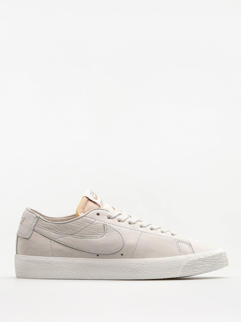 Topánky Nike SB Zoom Blazer Low Deconstruct (light bone/light bone khaki)