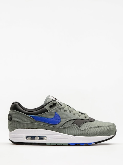 "Topánky Nike Air Max 1 Premium (clay green/hyper royal white black ""93 logo pack"")"