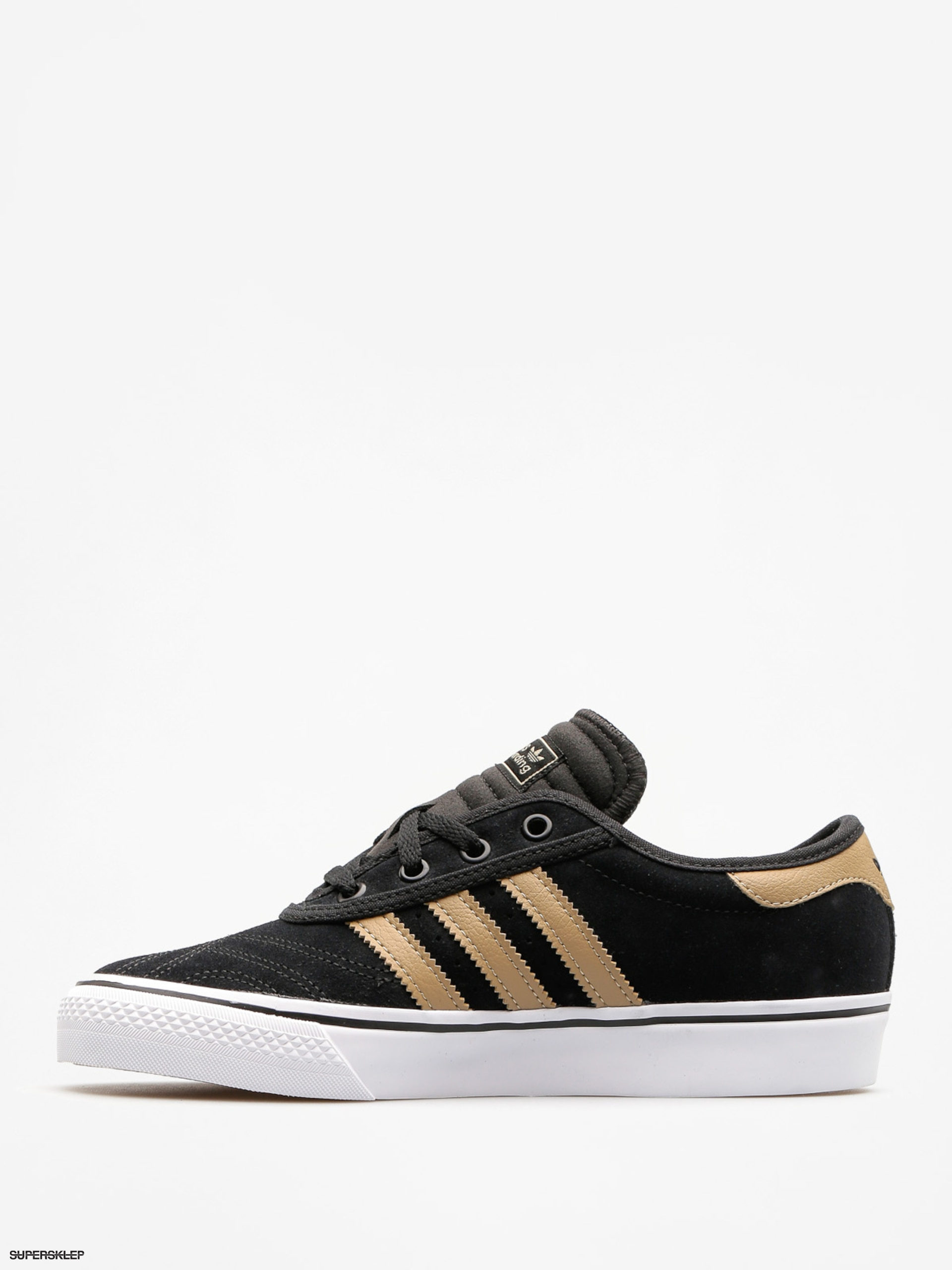 sports shoes e7a45 9287b Topánky adidas Adi Ease Premiere (cblackrawgolftwwht)