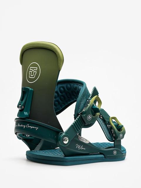 Snowboardové viazanie Union Milan Wmn (olive)