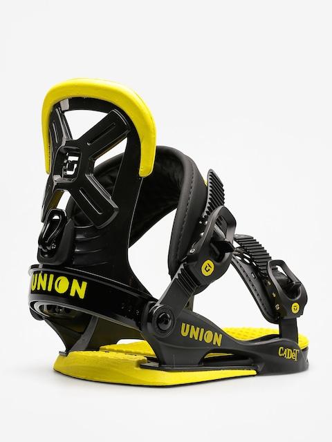 Snowboardové viazanie Union Cadet (black)