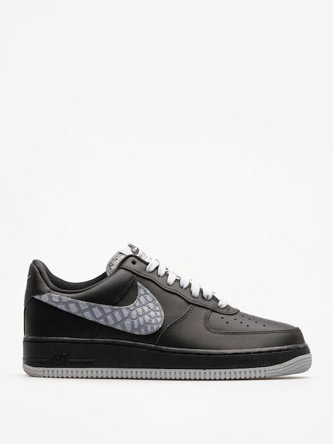 Topánky Nike Air Force 1 07 Lv8 (black/cool grey dark grey)