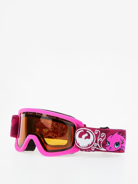 Okuliare na snowboard Dragon Lil D (gilly lumalens silver ion)