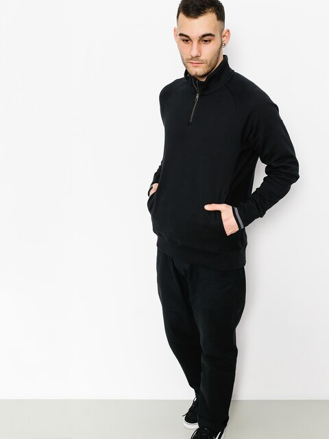 Triko Nike SB Top Evrt Mock Hz (black/dark grey/dark grey)