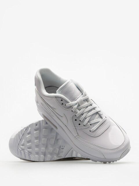 Topánky Nike Air Max 90 Leather Wmn (white/white white)