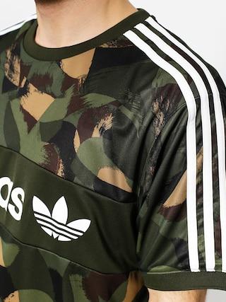Tričko adidas Camo Club Jrsy (campri)