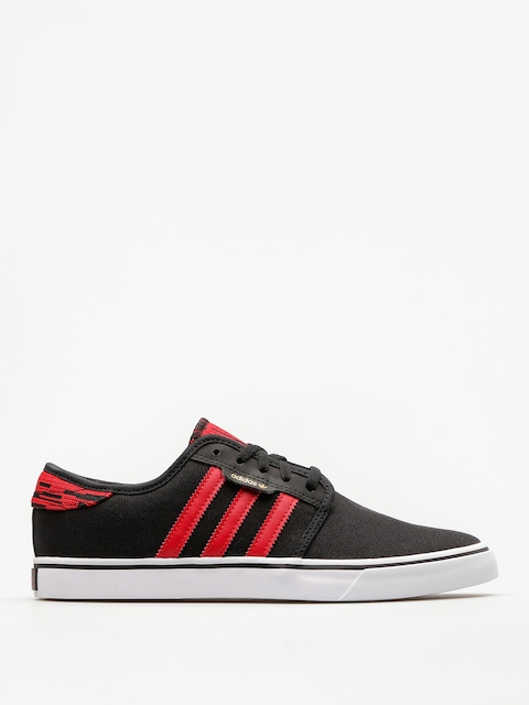 Topánky adidas Seeley (cblack/scarle/ftwwht)