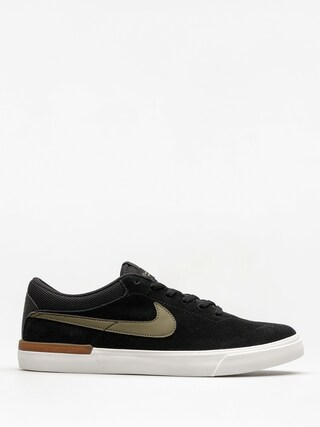 Topánky Nike SB Hypervulc Eric Koston (black/medium olive gum med brown)