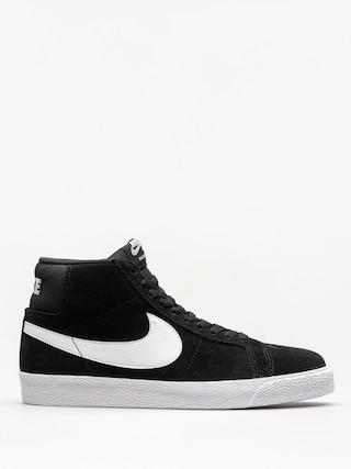 Topu00e1nky Nike SB Zoom Blazer Mid (black/white white white)