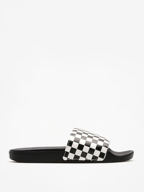 Šľapky Vans Slide On (checkerboard/white)