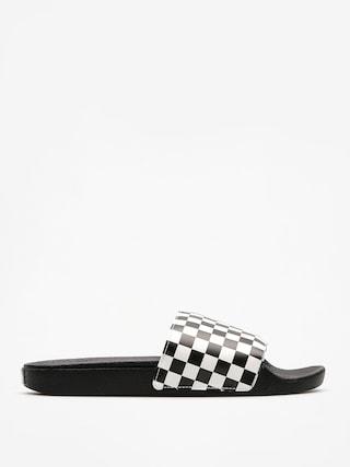 u0160u013eapky Vans Slide On (checkerboard/white)