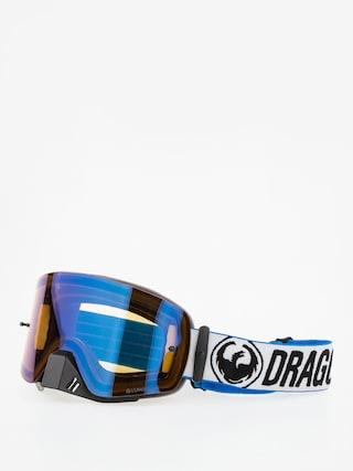 09a89504c ... Okuliare Dragon Cross NFXs (factory/lumalens blue/clear)