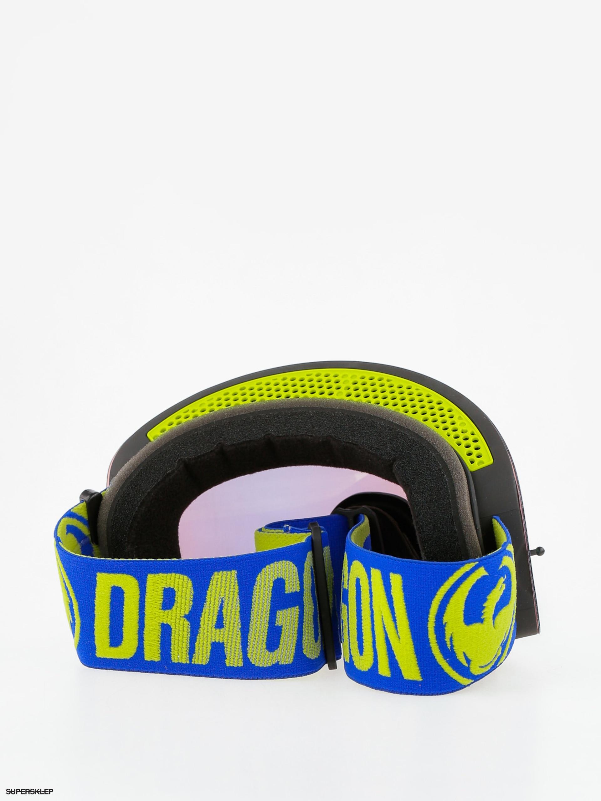 a04c1b7c0 Cross okuliare Dragon NFX (break highvis/smoke gold cle)