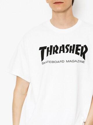 Triu010dko Thrasher Skate Mag (white)