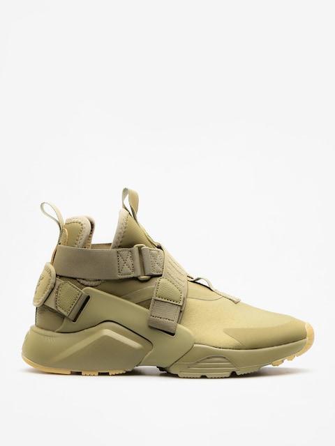 Topánky Nike Air Huarache City Wmn (neutral olive/neutral olive black)