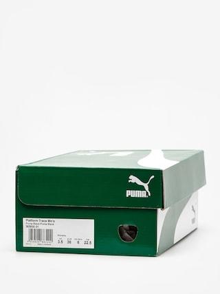 Topánky Puma Platform Trace Wmn (puma black/puma black)