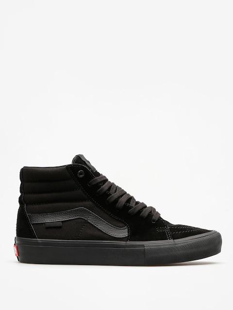 Topánky Vans Sk8 Hi Pro (blackout)