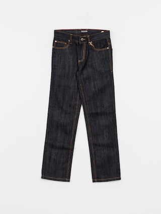 Nohavice Element Continental F2 Boys (raw denim jeans)