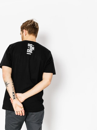 Tričko Diamante Wear Do Or Die (black)