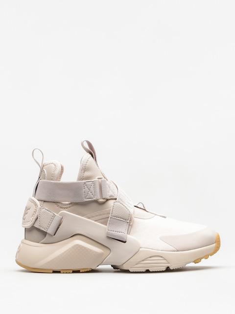 Topánky Nike Air Huarache City Wmn (desert sand/desert sand white)