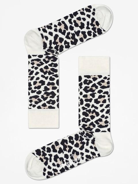 Ponožky Happy Socks Leopard (sand/black)